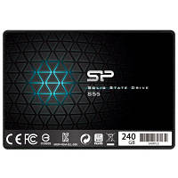 "Накопитель SSD 2.5"" 240GB Silicon Power (SP240GBSS3S55S25)"