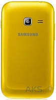 Задняя часть корпуса (крышка аккумулятора) Samsung S6802 Galaxy Ace Duos Original Yellow
