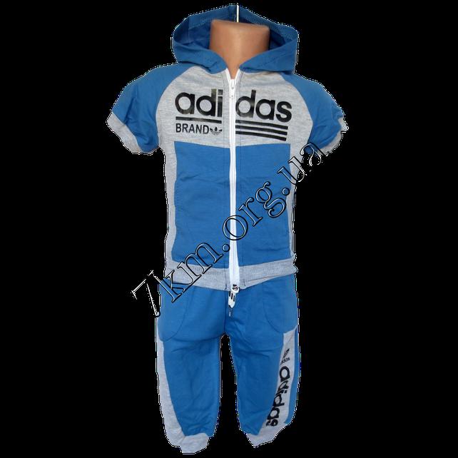 e9b9623f8686 Детский спортивный костюм летний (Реплика)