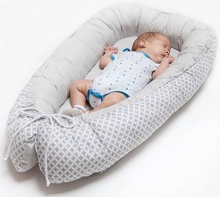 Кокон-позизионер гнездышко для новорожденного