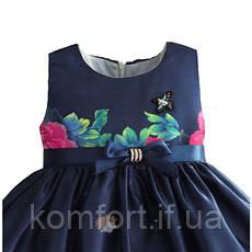 Платье для девочки Пионы , фото 2