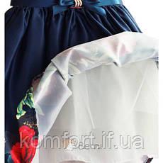 Платье для девочки Пионы , фото 3