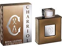 CHARRIOL ROYAL LEATHER -100 ml (Тестер )