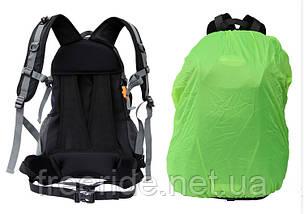 Рюкзак велосипедный, велорюкзак с каркасной спинкой Mountаinpeak (32л) синий, фото 3