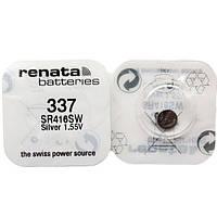 Батарейка RENATA SR 416 SW (337)