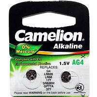 Батарейка Camelion AG4-L626F