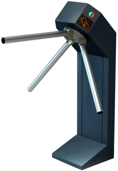 Турникет трипод Lot Expert, окрашенная сталь, электроприводной, штанга алюминий
