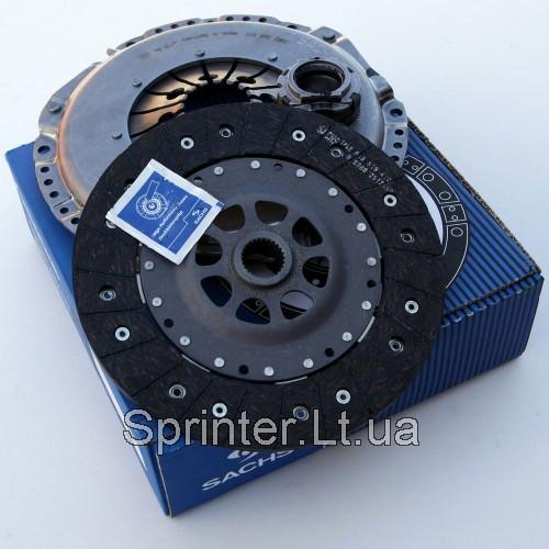 Комплект сцепления MB Sprinter 312 2.9TDI (d=250)