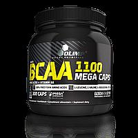 Аминокислоты BCAA Olimp BCAA Mega Caps 1100 300 caps