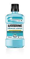 Ополаскиватель полости рта LISTERINE «Свежая мята со спиртом» (250 мл)
