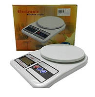 Электронные кухонные весы Digital Kitchen Scale SF 400, фото 1