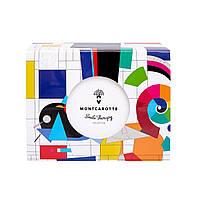 """Набор подарочный  зубных кистей  MontCarotte Abstraction Brush Collection """"soft"""" 0,15mm 5 pc"""