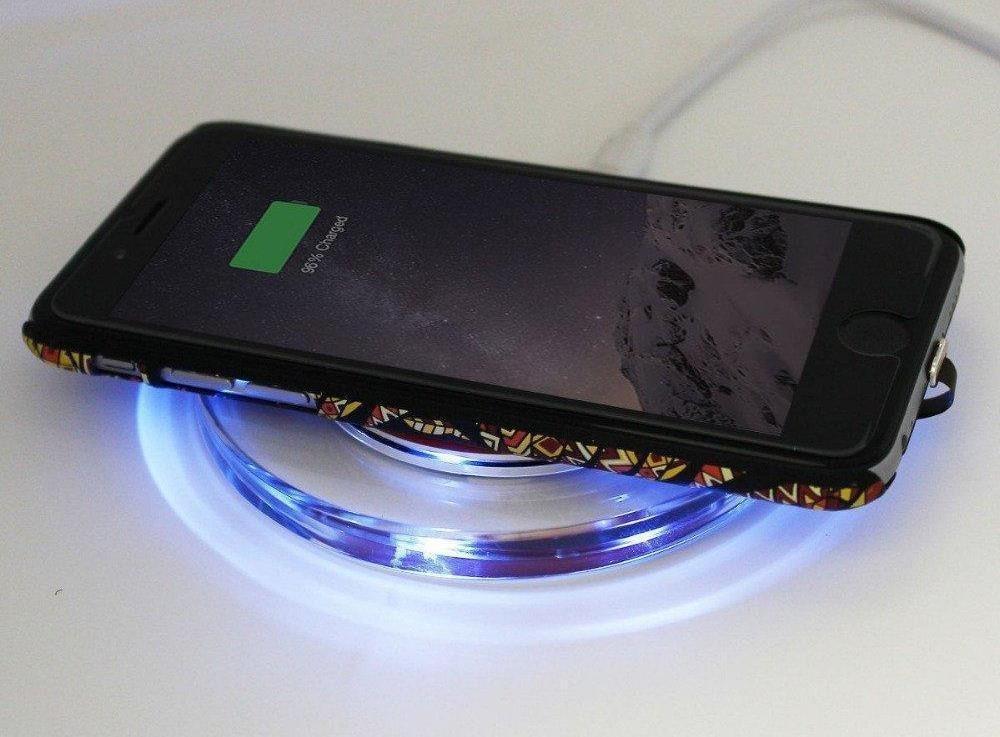 Беспроводная зарядка QI Fantasy для Iphone Samsung Андроид