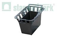 Корзина пластиковая для сбора мусора