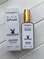 Yves Saint Laurent Black Opium 65мл тестер   для женщин