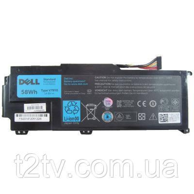 Аккумулятор для ноутбука Dell Dell XPS 14Z V79Y0 58Wh (4000mAh) 8cell 11.1V Li-ion (A41875)