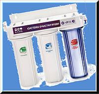 Бытовые фильтры и фильтры под мойку