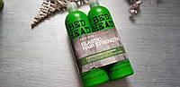 Набор  укрепляющий  кондиционер и шампунь для волос Tigi Bed Head Elasticate Strengthening  750 ml х2