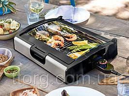 Гриль контактный  SilverCrest STGG 1800 A1 Tisch-grill