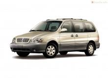 Автомобильное стекло для KIA CARNIVAL/SEDONA 2002-2006