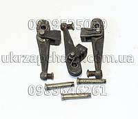 Рычаг оттяжной нажимн. диска сцепления ГАЗ-52 3 шт