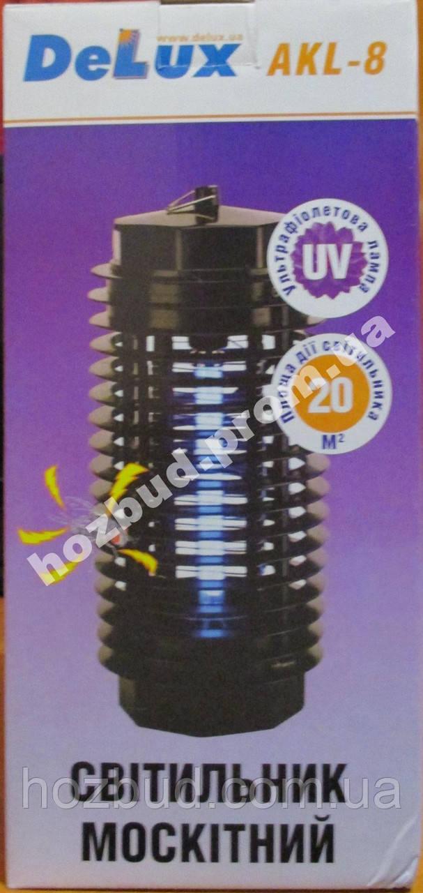 Лампа от комаров, антимоскитный фонарь