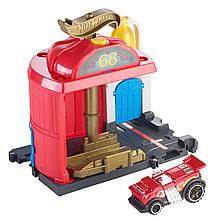 Ігровий набір Hot Wheels Центральна пожежна станція