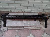 Усилитель переднего бампера верхний для volkswagen polo HB (фольксваген поло) 2009-2015. Пр-во Fps.