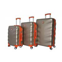 Наборы дорожных чемоданов Bonro Next