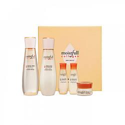 Мини-версии средств с коллагеном Etude House Moistfull Collagen Skin Care Kit Set - 4 предмета