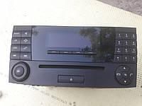 Магнитола штатная мерседес 211 Mercedes Benz W211 2118209789 A2118209789 MF2310, фото 1