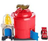 Игровой набор Hot Wheels Центральная пожарная станция, фото 3