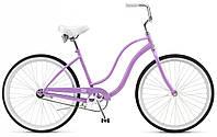 """Велосипед 26"""" Schwinn Cruiser One Women 2015 lavender"""