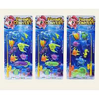 Рыбалка 10 рыбок на планшете