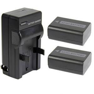 акумулятори для фото-, відеокамер