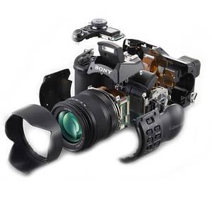 запчастини для фото-, відеокамер