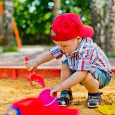 Іграшки для ігор з піском, водою і снігом