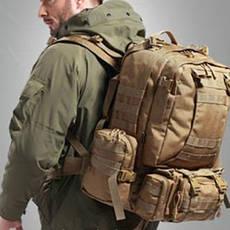 Армійські спецсумки і рюкзаки
