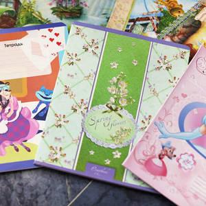 Тетради и дневники