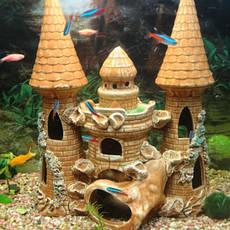 Растения, декорации, грунты для аквариума