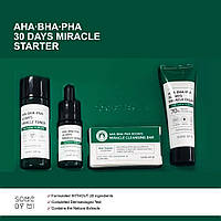 Набор миниатюр Some By Mi AHA-BHA-PHA 30 Days Miracle Mini Set