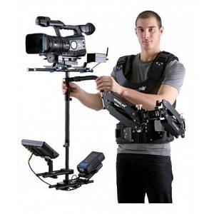 стійки, системи стабілізації для фото-, відеотехніки