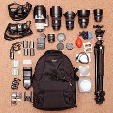 Аксесуари для фото-, відеокамер