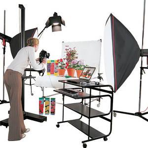 Оборудование для предметной фотосъемки