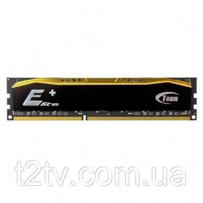 Модуль памяти для компьютера DDR3 4GB 1600 MHz Elite Plus Team (TPD34G1600HC1101)