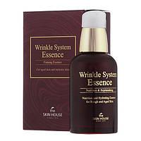 Антивозрастная эссенция для лица The Skin House Wrinkle System Essence