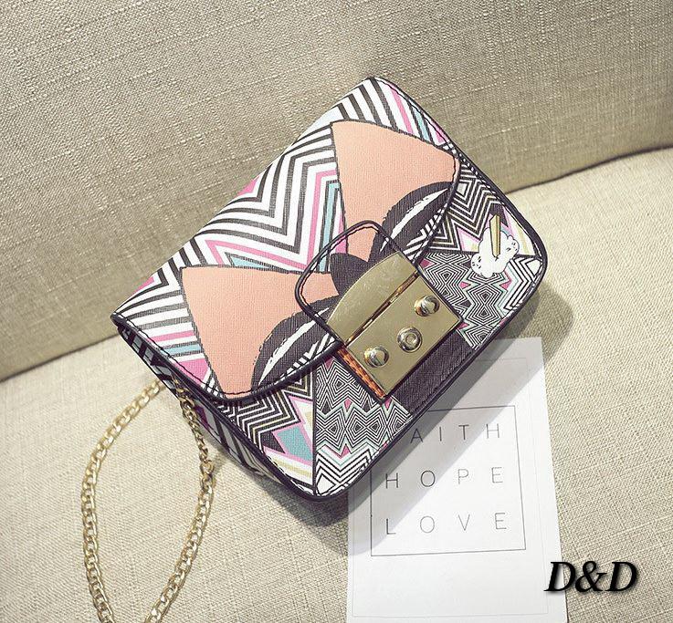 """Брендовая женская сумка в стиле """"Dolce & Gabbana"""""""