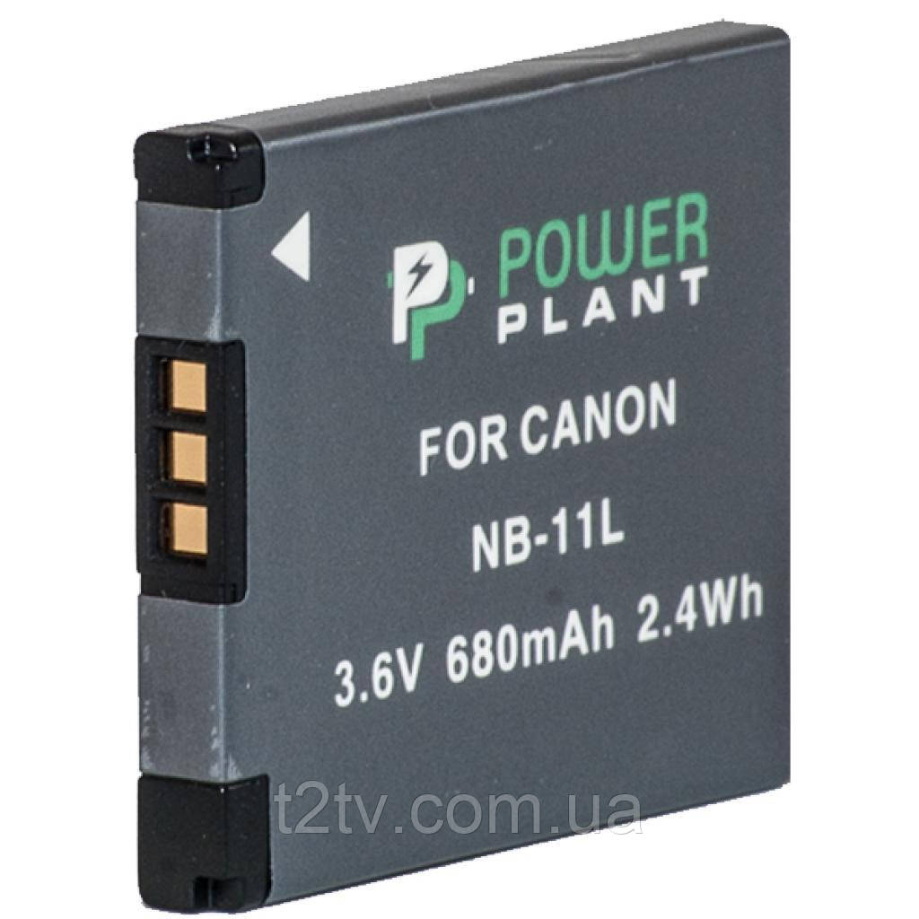 Аккумулятор к фото/видео PowerPlant Canon NB-11L (DV00DV1303)