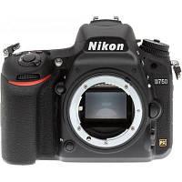 Цифровой фотоаппарат Nikon D750 body (VBA420AE)