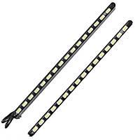 Дневные ходовые огни светодиодные ULTRA SLIM LED DRL-5630/6